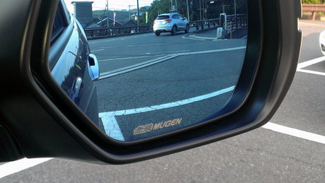 MUGEN(無限) Hydrophilic LED Mirror