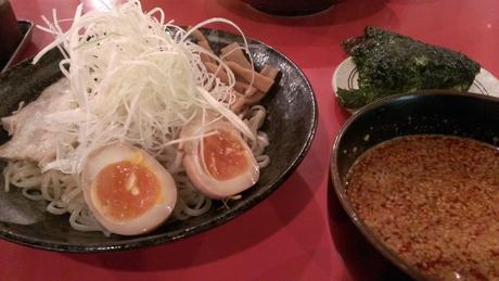 廣島つけ麺本舗「ばくだん屋」