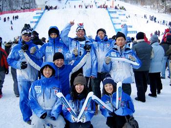 2007-2008 FISワールドカップ第4戦♪