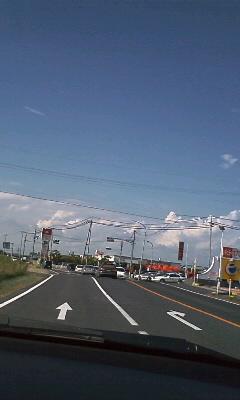 晴れの国 岡山