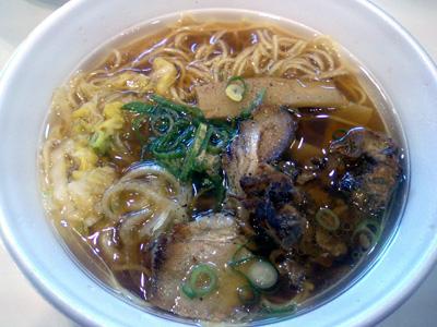 麺匠 蔵「ラーメン博スペシャル ダブルチャーシュー麺」