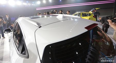 北京モーターショー2014 ヴェゼル