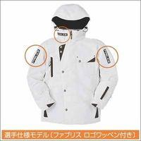 ファブリス 【予約販売】ユニセックス スキージャケット FA-6S35108J【上村愛子選手仕様モデル】 ホワイト・サイズ/XO