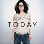 アンジェラ・アキ/TODAY(初回生産限定盤/CD+DVD)