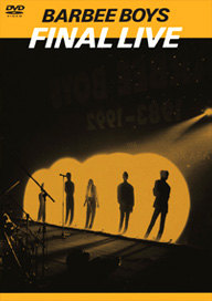 FINAL LIVE/BARBEE BOYS (DVD)
