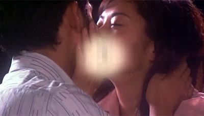 「大人のキス with モザイク」