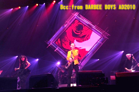 Bcc:from BARBEE BOYS AD2010