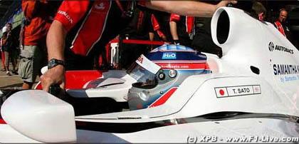 琢磨、トロ・ロッソのテストドライブが正式決定!